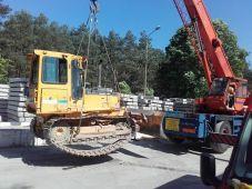 maszyna budowlana do remontu